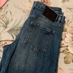 Boys dressy denim jeans